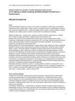 Projektni zadatak - Hrvatsko dizajnersko društvo
