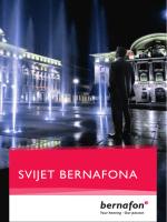 Brošura kompanije - Svijet Bernafona