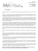 Prilog br. 6. Darovatelji za uređenje crkve i Mladu Misu