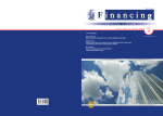 Abstract - Financing