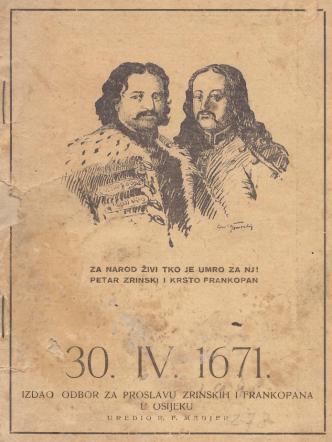 30.IV.1671 (1) - Gradska i sveučilišna knjižnica Osijek