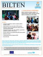 UNICEF_SPIS_Bilten_2012 - Federalno ministarstvo rada i