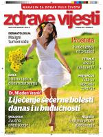 Zdrave vijesti 32 - Želim Miran Život