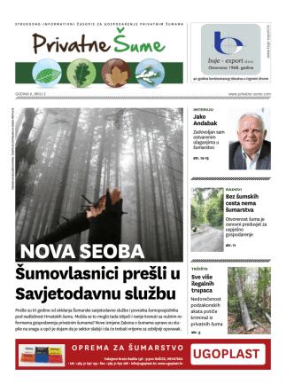 Časopis Privatne Šume, 2. broj (PDF)