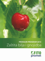 program - Fitopromet