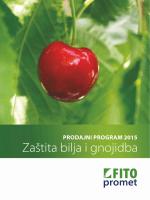 program - Fitopromet