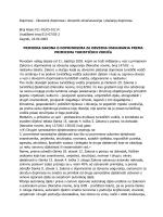 Mišljenje Porezne uprave - Tur.vođenje nije autorsko djelo