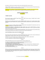 Tipski ugovor o distribuciji plina