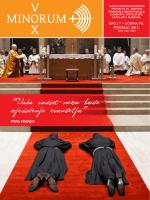 Vox minorum 2013. - Hrvatska Provincija sv. Jeronima franjevaca