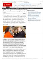 Mladen Lojkić: Modernizam, đavolja klopka za Crkvu