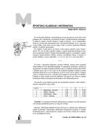 Športsko klađenje i matematika - T-com