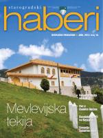 Starogradski haberi 18 - Općina Stari Grad Sarajevo