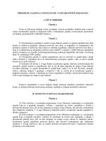 Prijedlog Zakona o postupanju s nezakonitim zgradama - Ius-Info