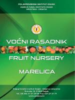 Marelica - Poljoprivredni institut Osijek