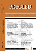 PREGLED Broj/Number 2 2011 - Časopis za društvena pitanja