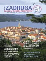 Otvori publikaciju - Hrvatski savez zadruga