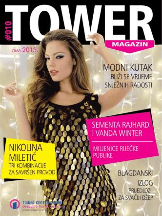 1 TOWER - Tower Center Rijeka