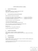Dodatne informacije za zdravstvene radnike