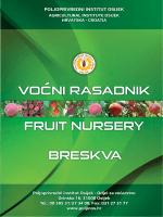 Breskva - Poljoprivredni institut Osijek