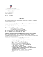 REPUBLIKA HRVATSKA PRIMORSKO