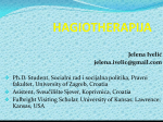 Hagiotherapija