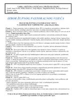 Župni listić 22.02.2015 - Župa Sveti Križ Začretje