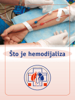 Što je hemodijaliza - Zajednica udruga dijaliziranih i transplantiranih