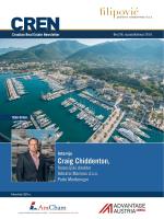 Craig Chiddenton, - Filipović poslovno savjetovanje doo