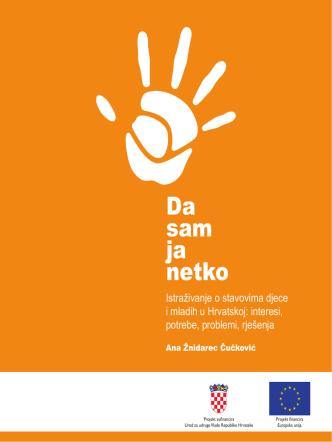 """Da sam ja netko"""" – istraživanje o stavovima djece i mladih u Hrvatskoj"""