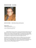 BOZIDAR SKOBIC - World Haiku Association