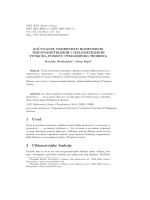 1 Uvod 2 Ciklometrijske funkcije