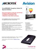 CorelDRAW® Graphics Suite X4 Special Edition