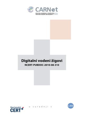 3. Digitalni vodeni žigovi