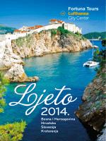 Ljeto 2014 - Fortuna Tours Mostar