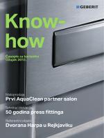 Prvi AquaClean partner salon 50 godina press fittinga