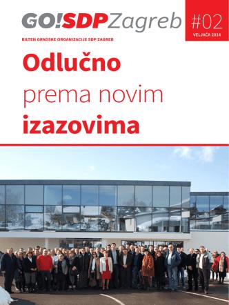 Bilten GO SDP Zagreb #2