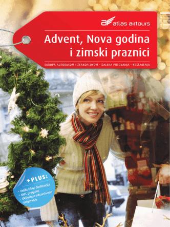 Advent, Nova godina i zimski praznici