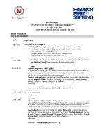PROGRAM Hrvatska u EU.pdf - Friedrich-Ebert