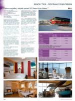 Fortuna smještaj i skijaški paket GG Resort Kals Matrei