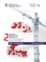 Prva obavijest (PDF) - Hrvatski savez građevinskih inženjera