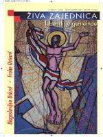 Blagoslovljen Uskrs! - KROATENSEELSORGE IN DEUTSCHLAND