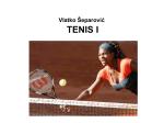 Edin Muharemagić DIPLOMSKI RAD Vježbe za tenis u