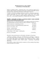 Godišnji plan rada za 2014 - Institut za jadranske kulture i