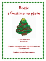 Božić s Gustima na pjatu - T-com