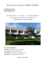 Plan i program Građanskog odgoja