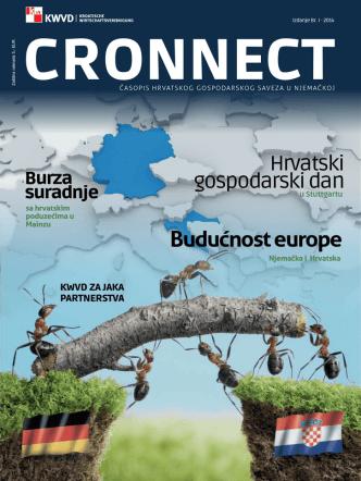 Cronnect - HR - Kroatische Wirtschaftsvereinigung eV