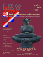 Riječ - Hrvatska kulturna zajednica Wiesbaden