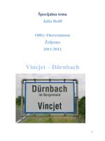 Vincjet – Dürnbach