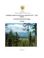 Dokument - Vlada Crne Gore