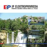 HE Jajce II HE Jajce I - Elektroprivreda HZHB Mostar